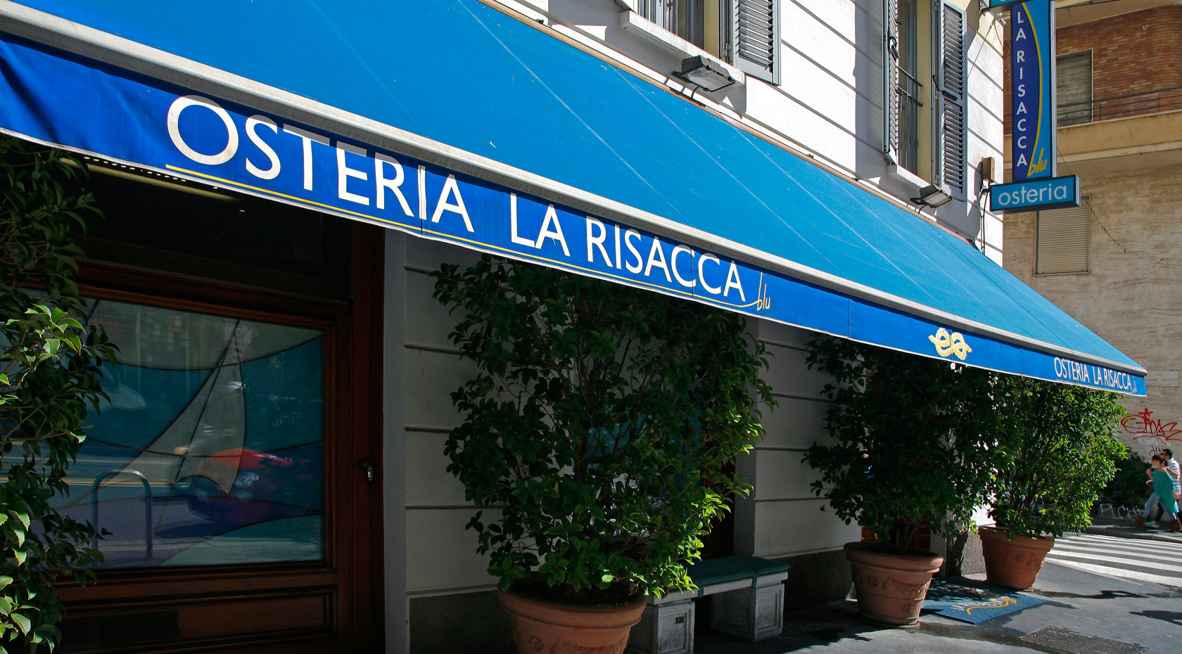 La Risacca Blu Ristorante Milano