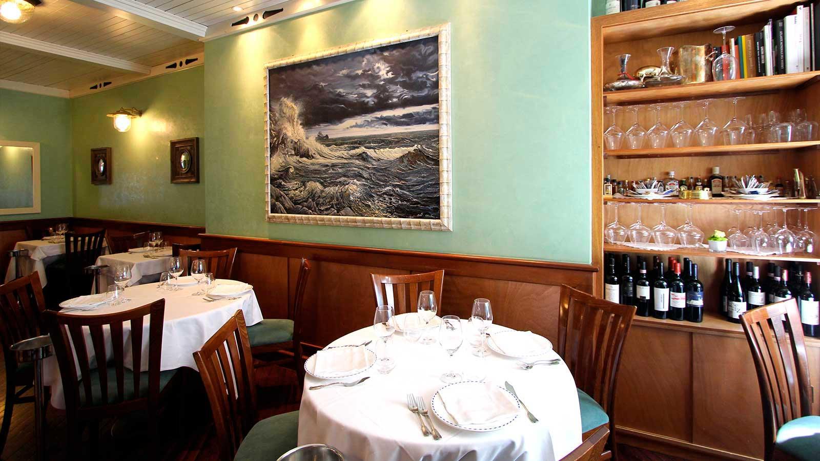 La Risacca Blu The Restaurant